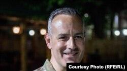 سانی لگتسخنگوی نیروهای امریکایی در افغانستان