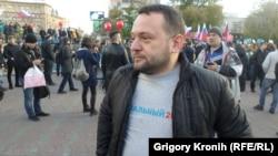 Экс-кандидат в мэры Новосибирска Сергей Бойко