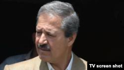 Посол Сирии в Ираке Наваф аль-Фарес