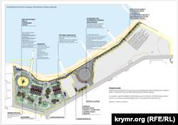 Набережная парка Победы: проектное предложение