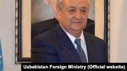 وزیر خارجه ازبکستان