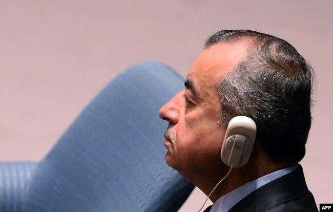 Shefi i misionit të Kombeve të Bashkuara në Kosovë (UNMIK), Zahir Tanin.