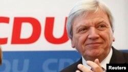 Премьер-министр земли Гессен Фолькер Буфье