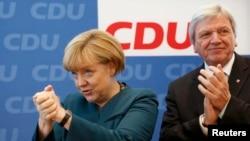 د جرمني وزیراعظمه انګېلا مېرکل