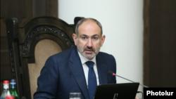 Премьер-министр Никол Пашинян (архив)
