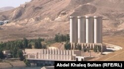 Гребля в околицях Мосула, за яку у вересня точилися бої