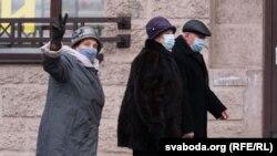 Марш пэнсіянэраў у Горадні