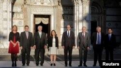 G7 саммити Италиянинг Лукка шаҳрида 10, 11 апрел кунлари бўлиб ўтади.