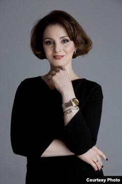 Софи Горделадзе, сопранистка од Грузија