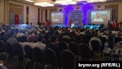 Թուրքիա - Ղրիմի թաթարների համաշխարհային խորհրդաժողովը Անկարայում, 2-ը օգոստոսի, 2015թ․