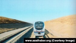 Железные дороги в Туркменистане
