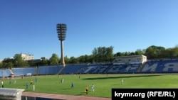Стадион «Локомотив» в Симферополе, иллюстрационное фото