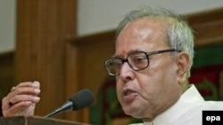 Министр финансов Индии Пранаб Мукерджи