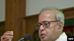 Foreign Minister Mukherjee said India is not considering a military response to the attacks.