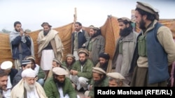 Mangal Bagh, chief of the Lashkar-e Islam in Khyber.