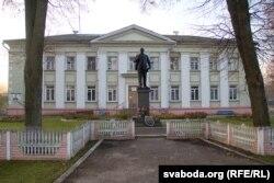 Будынак Багушэўскага раённага шпіталю