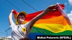 Povorka ponosa u Sarajevu: Ujedinjeni u različitosti