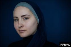 Російська влада окупованого Криму заборонила Аліні Смутко (на фото) в'їзд на півострів