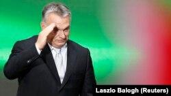 Прем'єр-міністр Угорщини Віктор Орбан. Архівне фото
