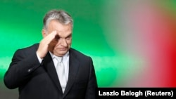 Hungarian Prime Minister Viktor Orban (file photo)