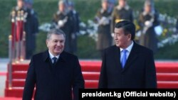 Президент Жээнбеков Ташкентке барды