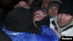 Затримання опозиційних активістів у Москві 6 грудня 2011 року