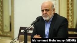 ایرج مسجدی از فرماندهان پیشین سپاه قدس و سفیر کنونی ایران در بغداد