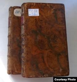 Книги из собрания Соболевского