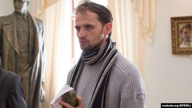 Павал Каралёў, архіўнае фота