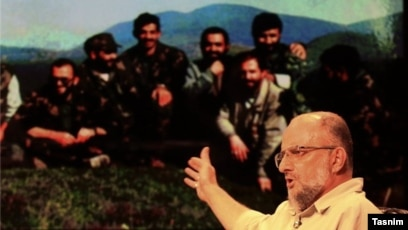 Risultati immagini per iran red crescent quds force