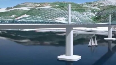 Hrvatska prihvatila bh. zahtjeve i podigla visinu mosta sa 35 na 55 metara