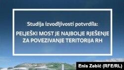 Studija izvodljivosti Pelješkog mosta