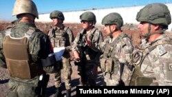 Турски војници, архивска фотографија