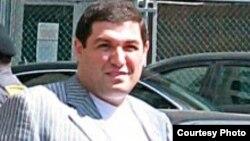 Сын бывшего российского министра Денис Кацыв, собственность которого связана расследованием по делу Магнитского.