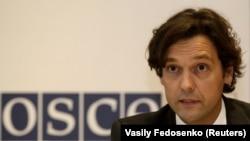 Matteo Mecacci, who led the short-term OSCE observer mission
