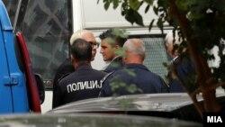 Бојан Јовановски - Боки 13 на распит во Обвинителство