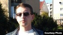 Уладзімер Пруднікаў, сябра Гарадзенскай арганізацыі АГП