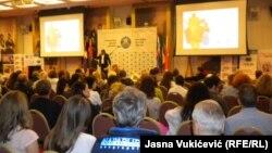 Skup povodom 'Ruske nedjelje u Crnoj Gori' u hotelu Splendid