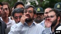 علیرضا بهشتی، یکی از پسران آیت الله بهشتی که در جریان رویدادهای پس از انتخابات بازداشت شده بود.