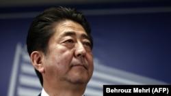 Premierul Shinzo Abe