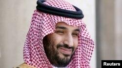 Наследник аравийского престола принц Мухаммад бен Салман бен Абдул-Азиз Аль-Сауд