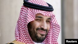 Saudi Arabia's Deputy Crown Prince Muhammad bin Salman (file photo)