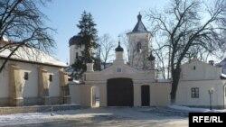 Mînăstirea Căpriana