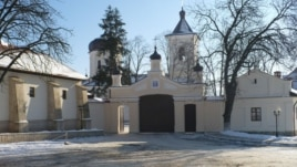 Mânăstirea Căpriana