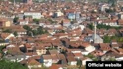 Pamje në Gjakovë