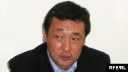 Председатель Республиканской коллегии адвокатов Ануар Тугел.