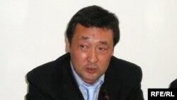 Қазақстан адвокаттар одағының төрағасы Әнуар Түгел. Алматы, 27 қыркүйек 2013 жыл.