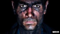 کارگر معدن ذغالسنگ طبس