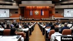 Кубанын парламенти. 18-апрель, 2018-жыл.