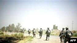 به گفته مقامات آمریکایی قرار است که از پایگاه جدید برای جلوگیری از ارسال اسلحه به شورشیان استفاده شود.